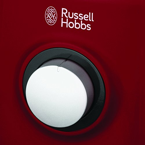 russell hobbs 18996 56 desire glas standmixer in rot. Black Bedroom Furniture Sets. Home Design Ideas