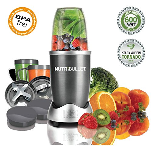 Smoothie Maker Nutribullet in Grau