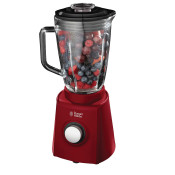 Russell Hobbs 18996-56 Desire Glas-Standmixer in Rot